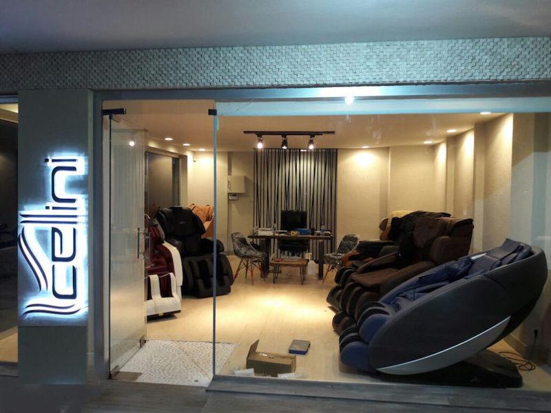 Antalya Masaj Koltuğu Mağazamız