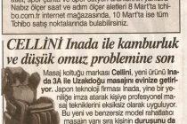 Kanburluk Tedavisi & Manuel Terapi İlişkisi Tanıtımı - Güneş Gazetesi