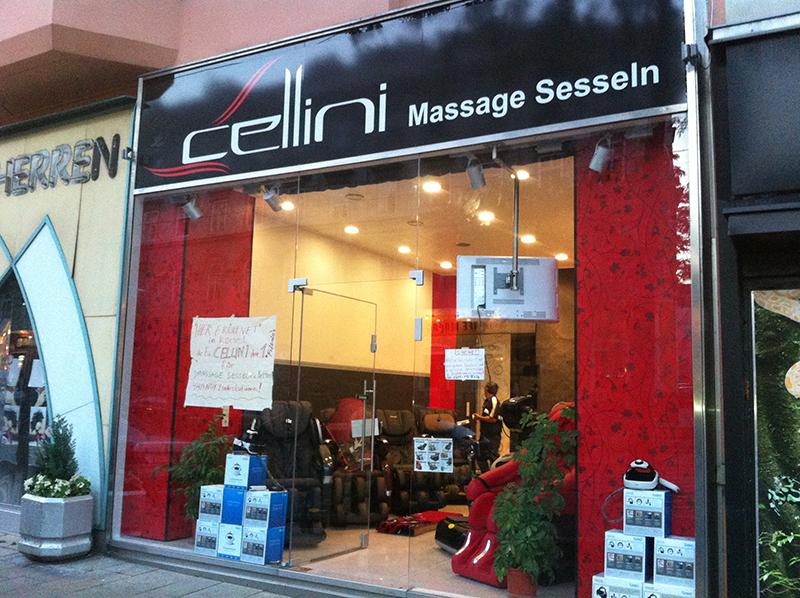 Viyana Masaj Koltuğu Mağazamız