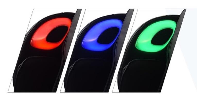 Masaj Koltuğu Işık Terapi Sistemi