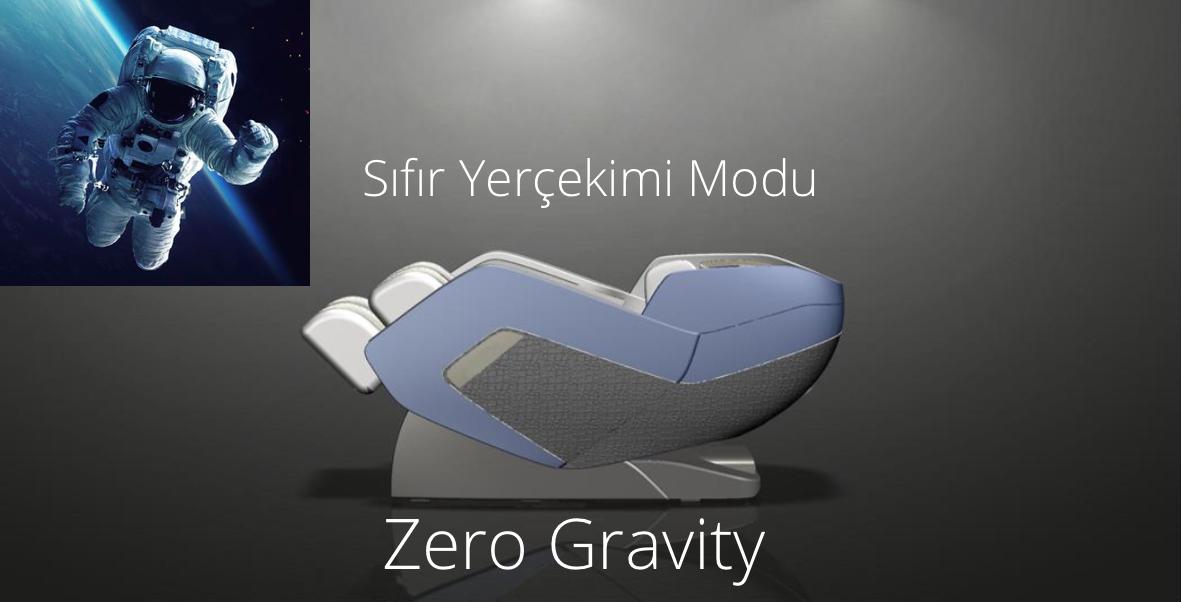 Sıfır Yerçekimi (Masaj Modu)